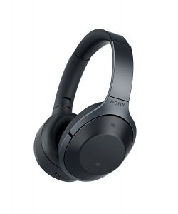 Sony MDR-1000X wireless headphones