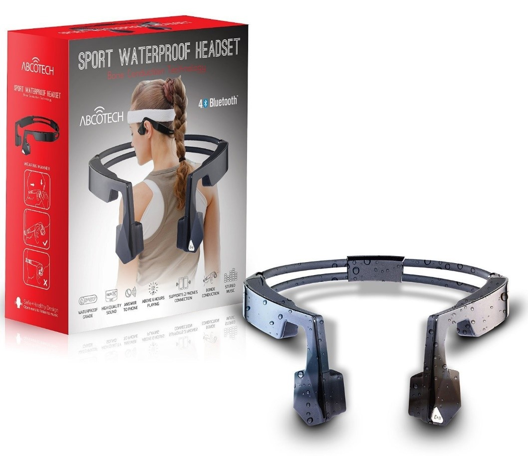aftershokz trekz bone conduction headphones