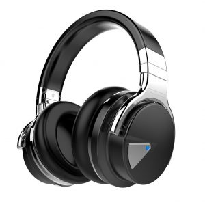 COWIN E7 Active Noise Cancelling Bluetooth Headphones with Microphone Hi-Fi Deep Bass