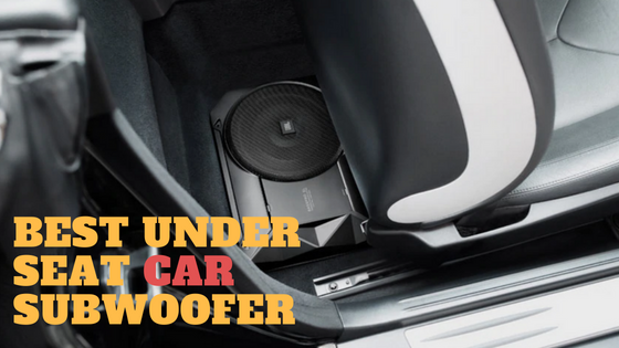 Best under seat subwoofer with built-in Amplifier | Audio