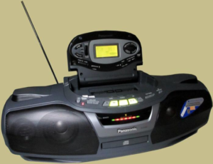 Panasonic RX-ED90 Cobra_audiowavegeek.com