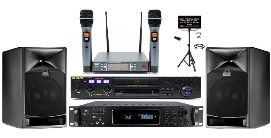 How to setup a karaoke system with home theatre_audiowavegeek_4