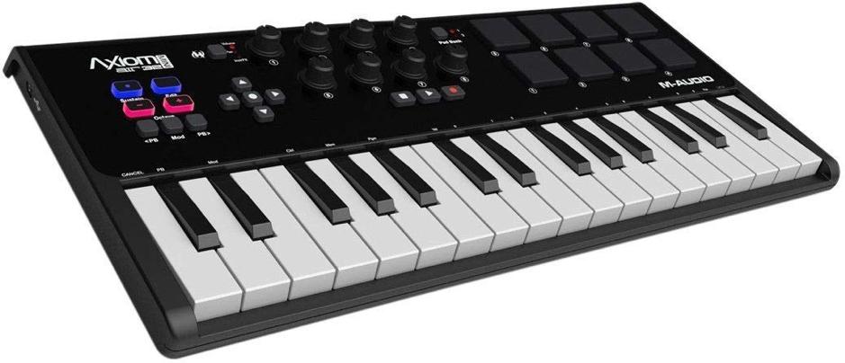 best_midi_keyboard_audiowavegeek_10_M-Audio Axiom AIR Mini 32