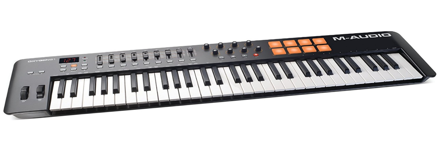 best_midi_keyboard_audiowavegeek_5_M-Audio Oxygen 61 MKIV