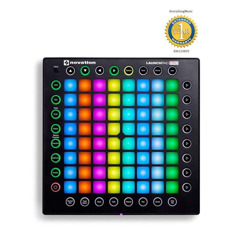 best_midi_keyboard_audiowavegeek_9_Novation Launchpad Pro