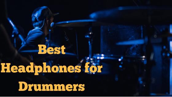 Best Headphones for Drummers_audiowavegeek.com