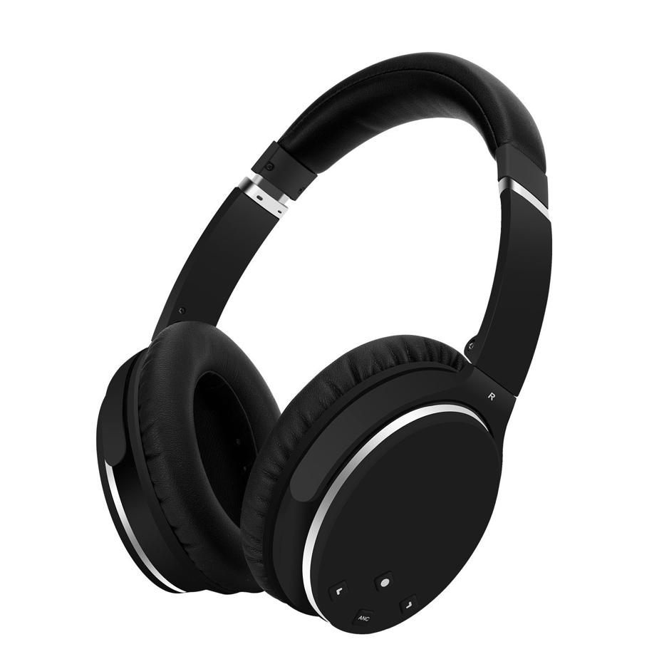 Top Best Headphones for Drummers_Srhythm Active Noise Cancelling Headphones