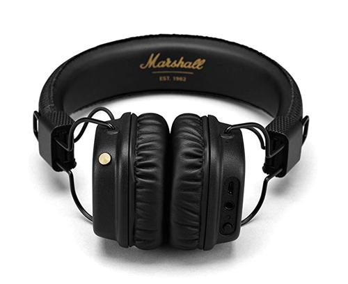 Top Best Headphones for Drummers_Marshall Major II