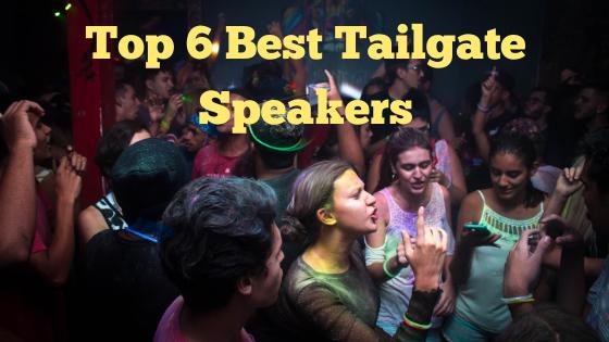 Best Tailgate Speakers_Audiowavegeek.com