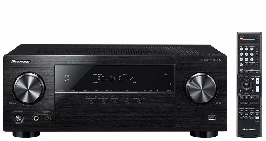 Best Compact Mini Audio Receivers in 2021_audiowavegeek